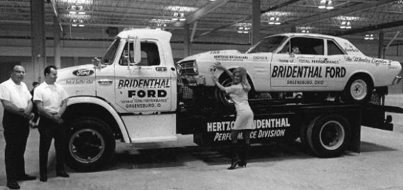Bridenthal-Ford-66-Falcon-on-ramp-truck-Linda-Vaughn--580x274.jpg