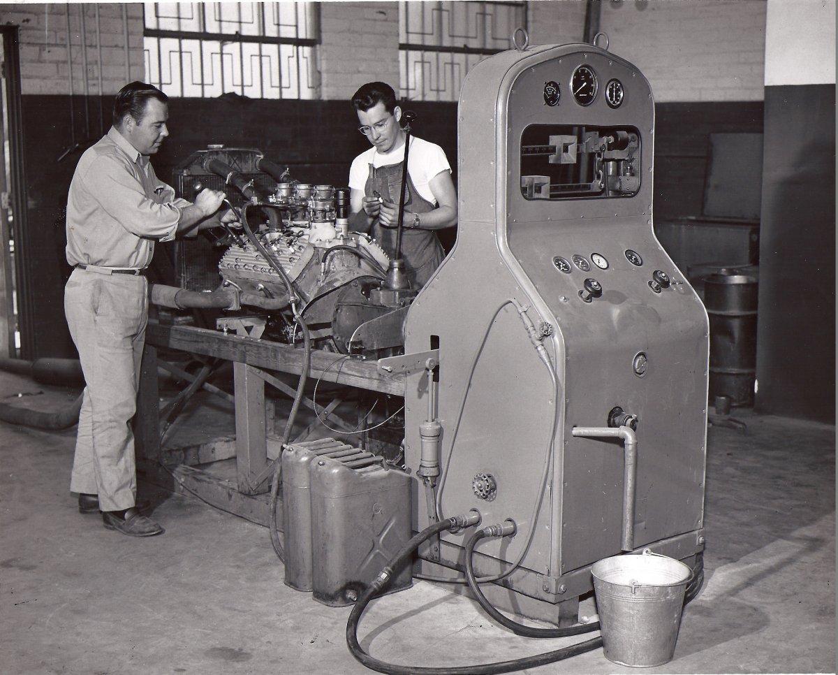 c 1950 - Dad & Bobby Meeks (3).jpg