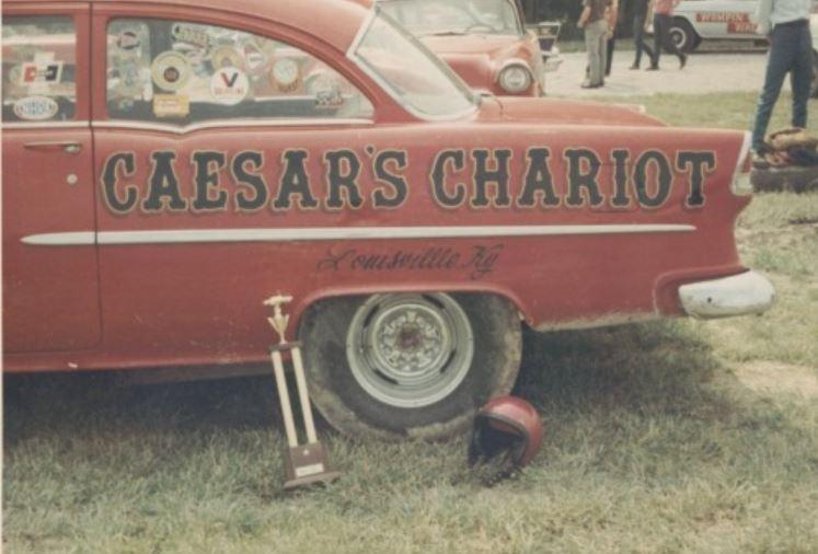 caesar's chariot.JPG
