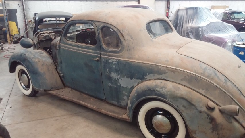 1937 dodge coupe 6 000 the h a m b for 1937 dodge 2 door sedan