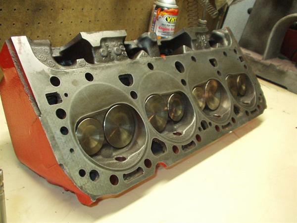 Chevy 3 3 >> Chevrolet Small Block gen. I 327 (1962) - Racing Cars