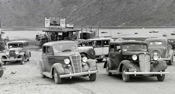 Car-in-Cashmans-boat-landing-parking-lot-1935--610x329.jpg