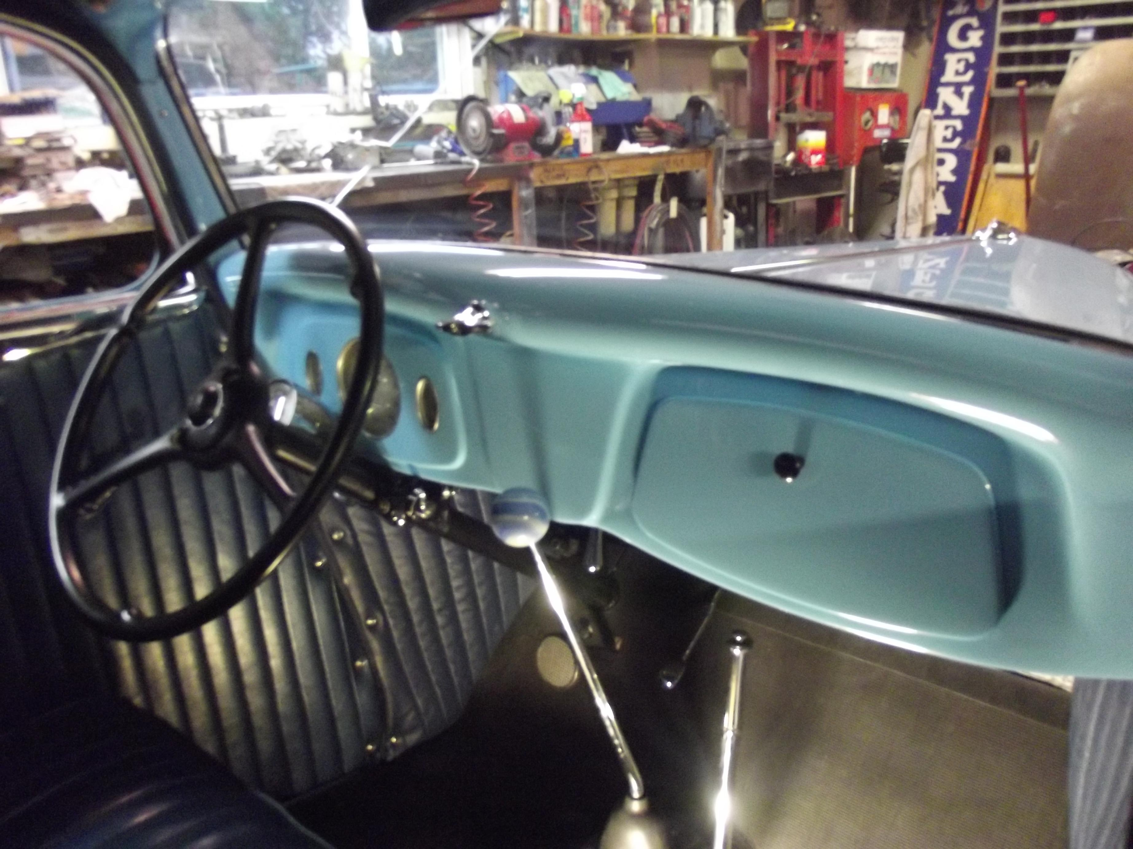 Hot Rods Gennie Shifter The H A M B