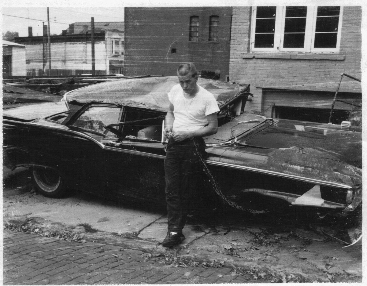 Carman 1964 with 1959 Black Ford.jpg