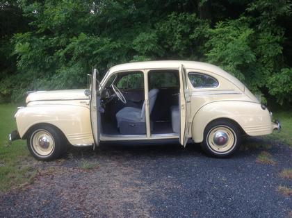 1941 plymouth 4 door sedan the h a m b for 1941 plymouth deluxe 4 door