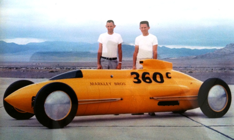 Charlie & Bones with #360 T-33 Lakester.JPG