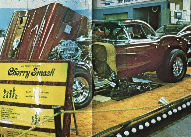 Cherry Smash Show car.JPG
