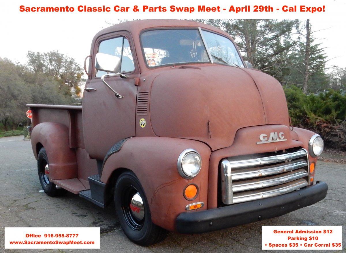 Hot Rods Sacramento CA Swap Meet Moves To Cal Expo April - Sacramento car show and swap meet