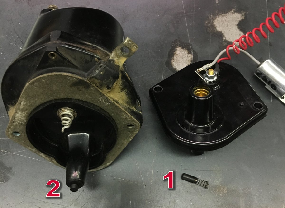 Hot Rods - Flathead Ignition Experts - Coil Adapter Question? | The H.A.M.B.The Jalopy Journal