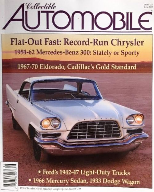 Collectible Automibile June 2015.JPG