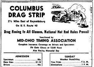 Columbus drag ohio strip
