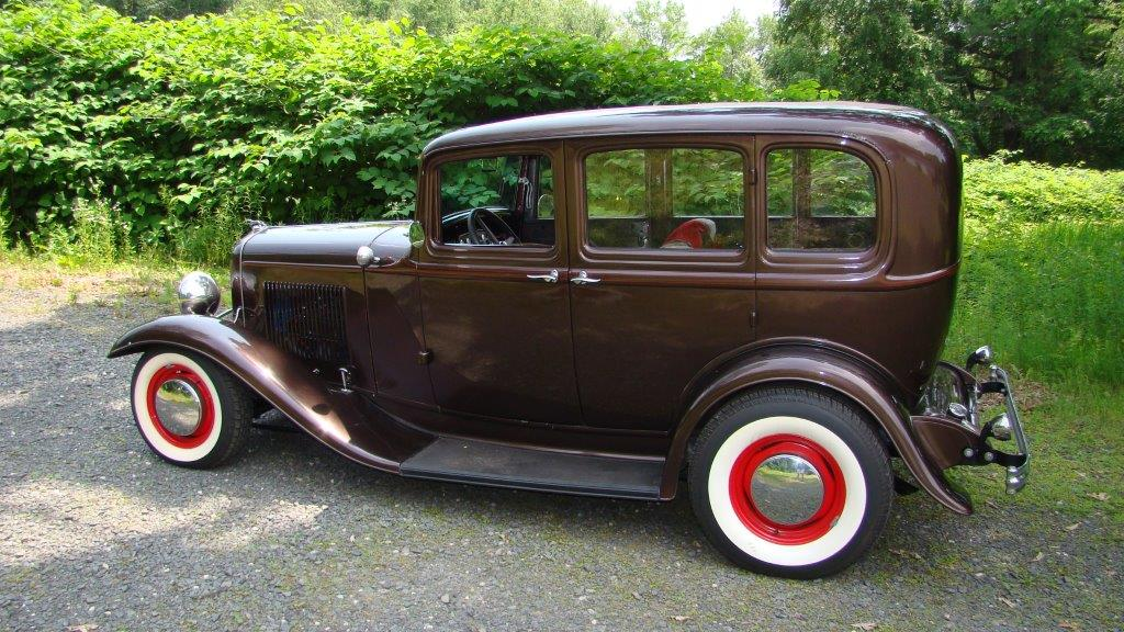 1932 Ford Hot Rod Fordor The H A M B