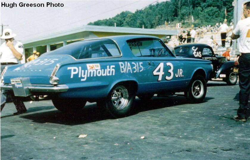 Chryslers At Carlisle >> History - Richard Petty's Drag Barracuda | Page 4 | The H ...