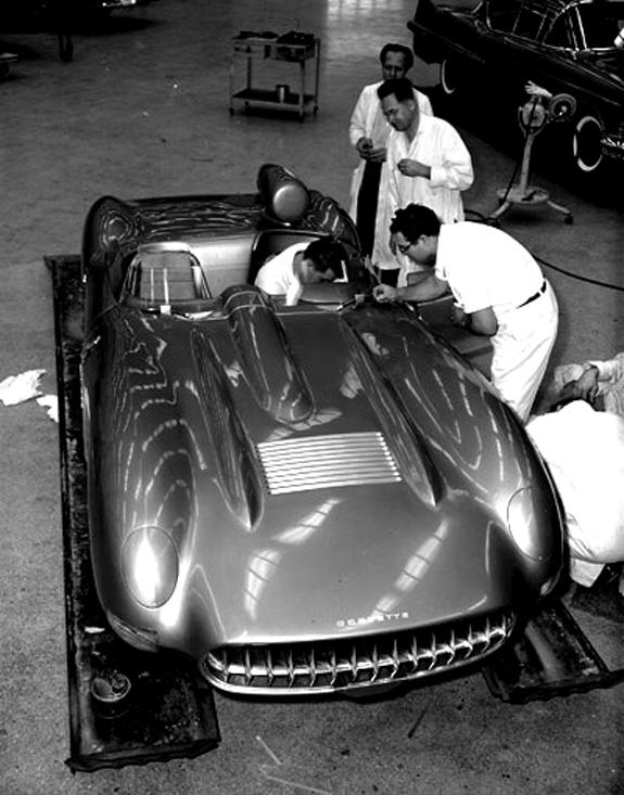 Corvette SS in 1957-pre Sebring.jpg