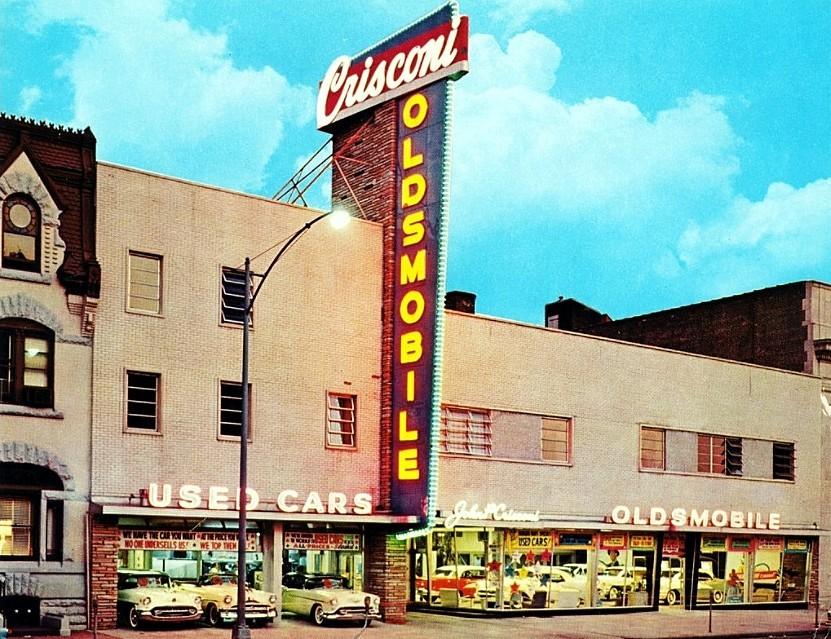 Crisconi Olds… Philadelphia 1955.jpg