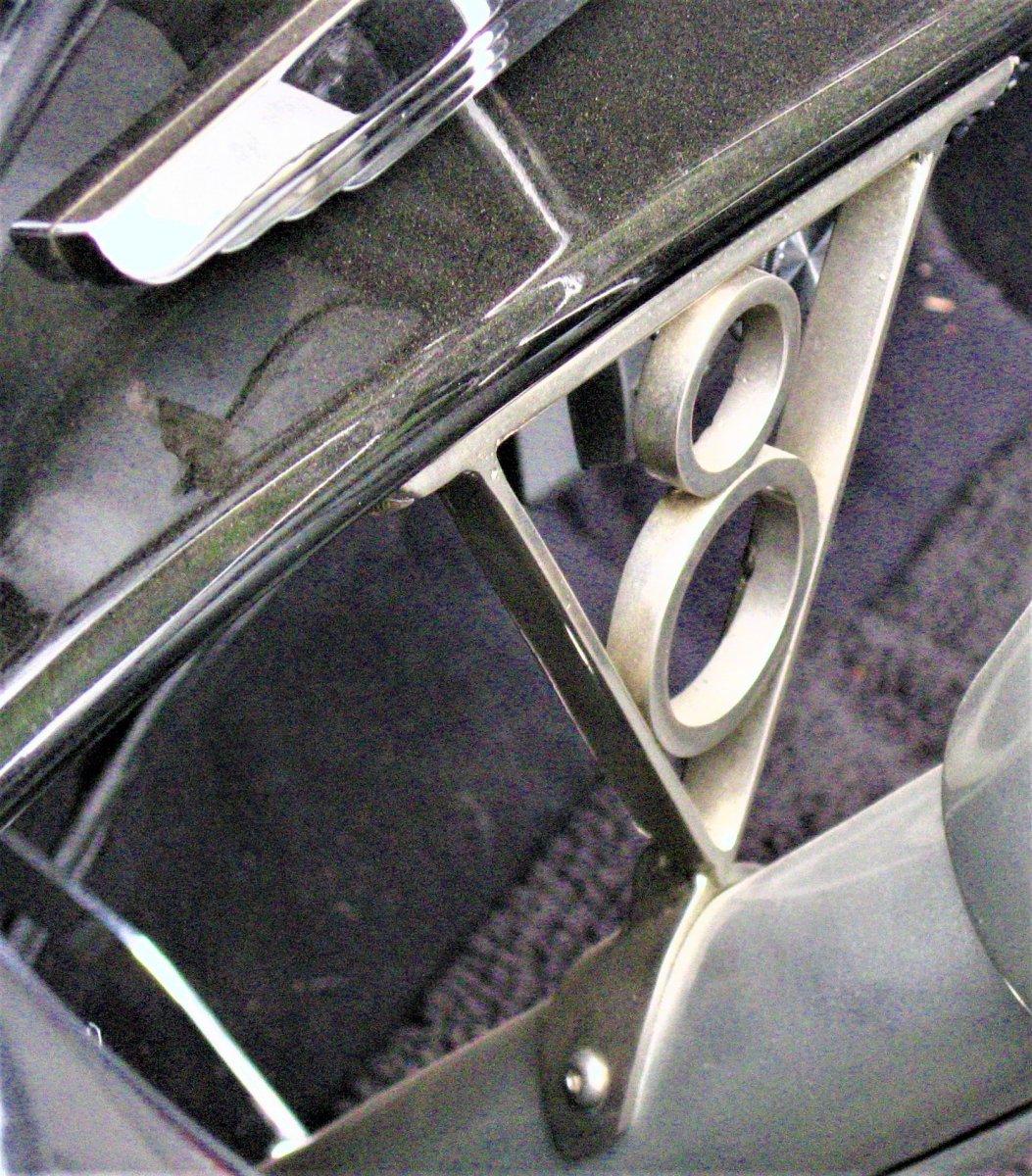 custom V-8 steering support.JPG