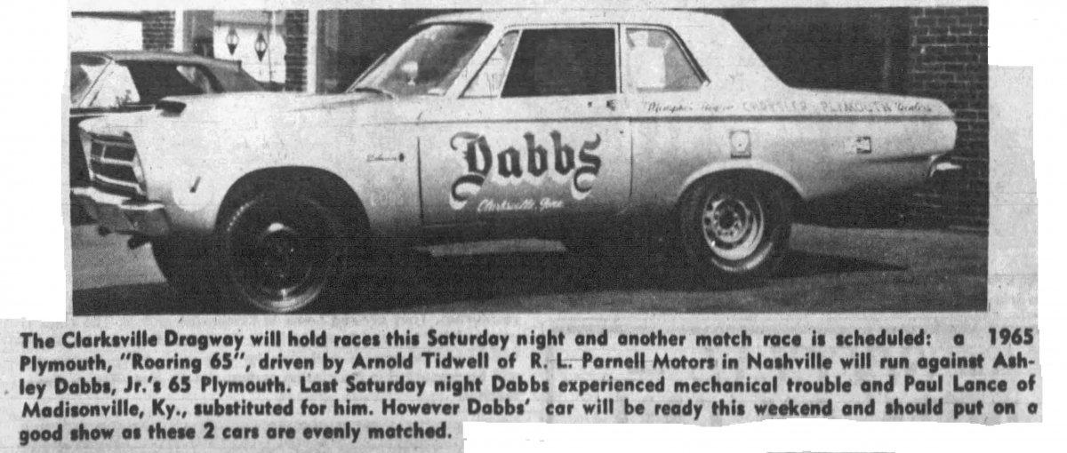 Dabbs May 1965.jpg