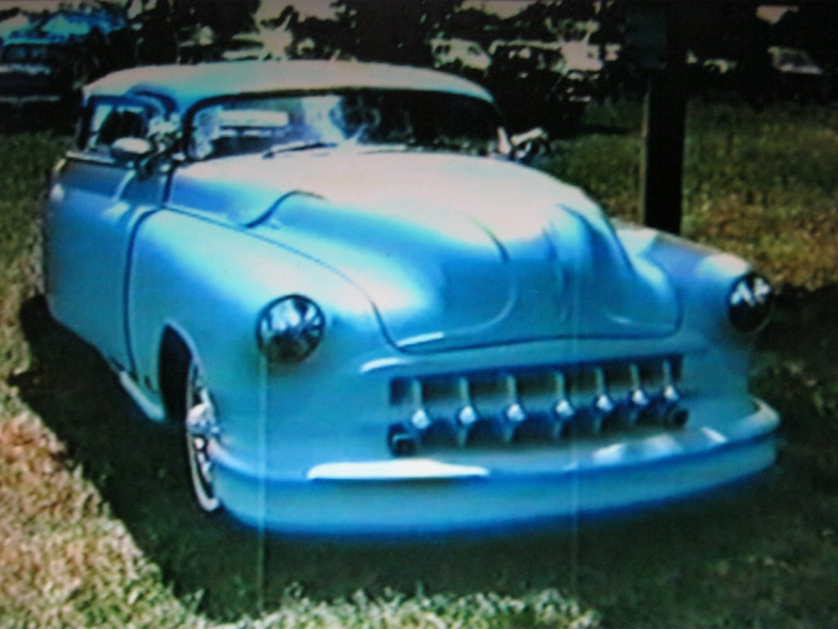 Daryl Briley 52 Buick a 91 LSS.JPG
