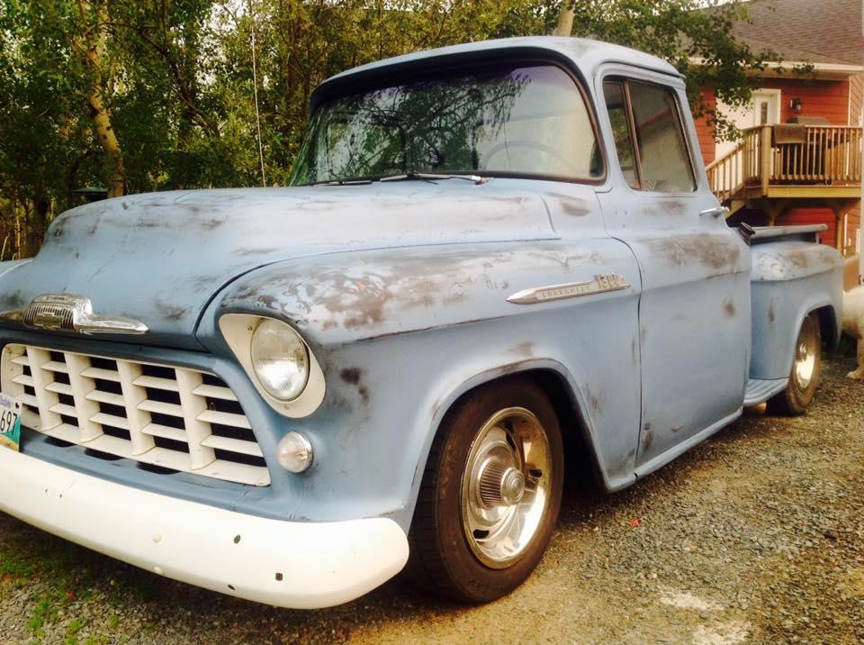 55-59 Chevy Truck