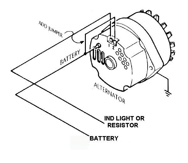 Generator And Regulator Circuit Diagram For The 1947 Chevrolet Trucks in addition Klixon 3 Wire Wiring Diagram further Hatz Diesel Wiring Diagrams in addition Wiring Diagram For 3 Wire Gm Alternator together with Battery keeps running down. on 12 volt delco alternator wiring diagram