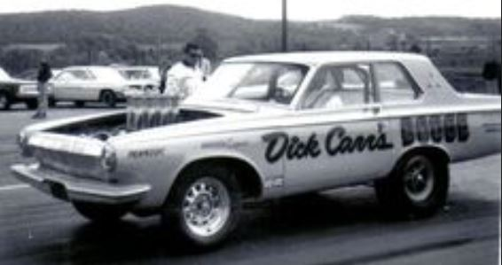 Dick Carr at Dover.JPG