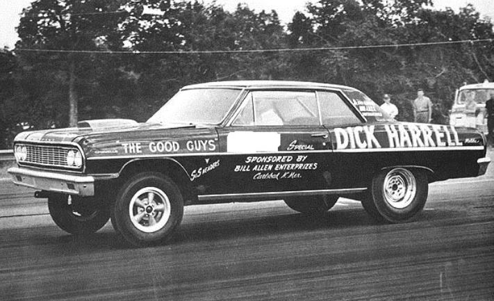 dick harrel 1964 Chevelle with the Z11 427 W head engine..JPG
