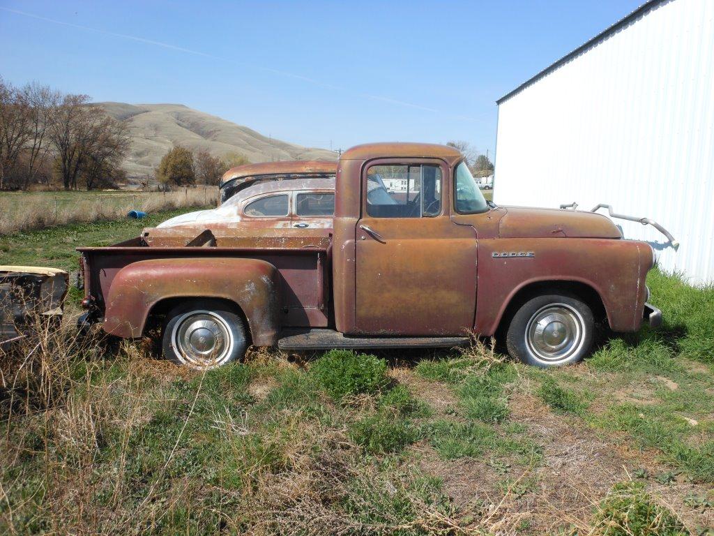 1955 Dodge Truck Steering Box