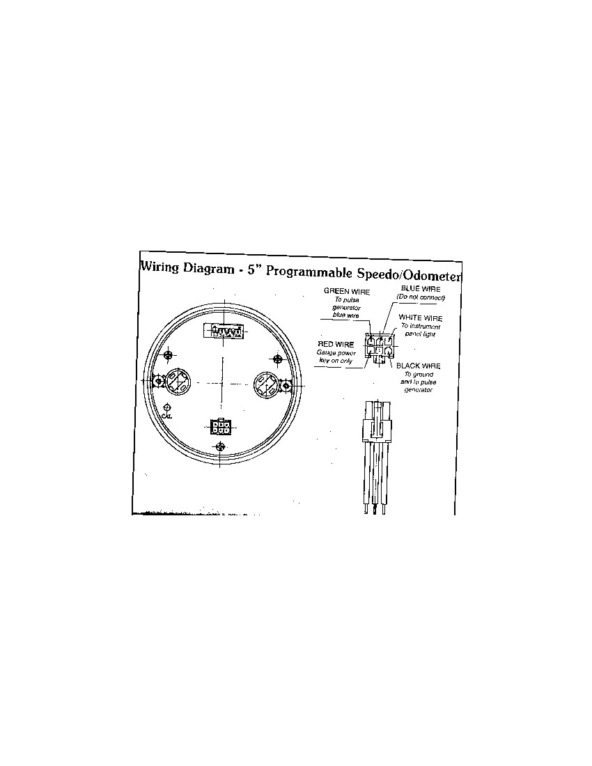 dolphin gauges wiring diagram for electronic dolphin gauges wiring diagram