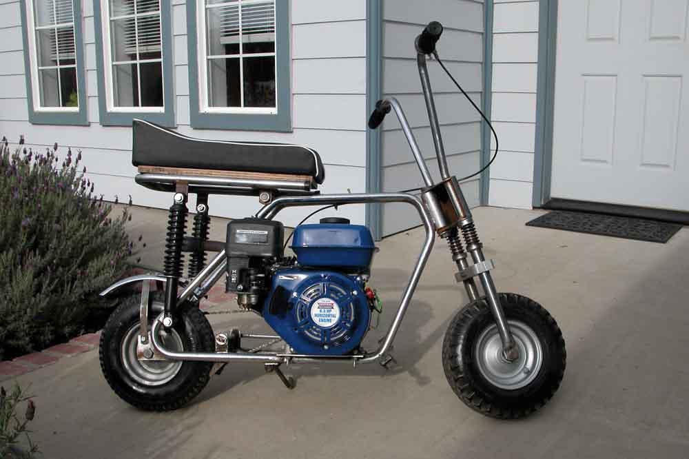 Steen S Taco Mini Bikes The H A M B