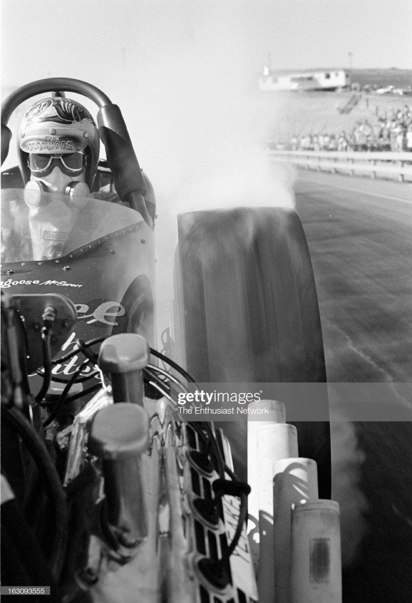 Drag Racer Tom McEwen puts his front-.jpg