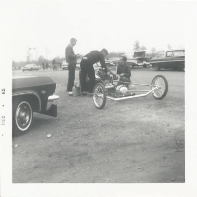 Dragster at Richmond Dragway - DEC 65.JPG
