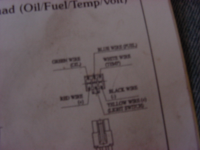 Dolphin Quad Gauges Wiring Diagram - Wiring Diagram Directory on