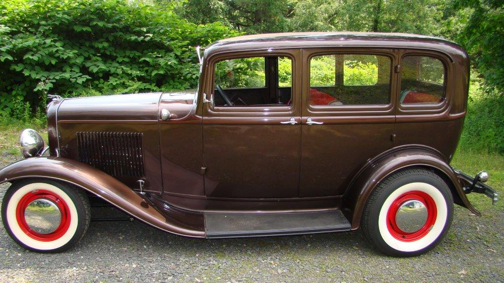 Great City Cars >> 1932 Ford Hot-rod Fordor | The H.A.M.B.