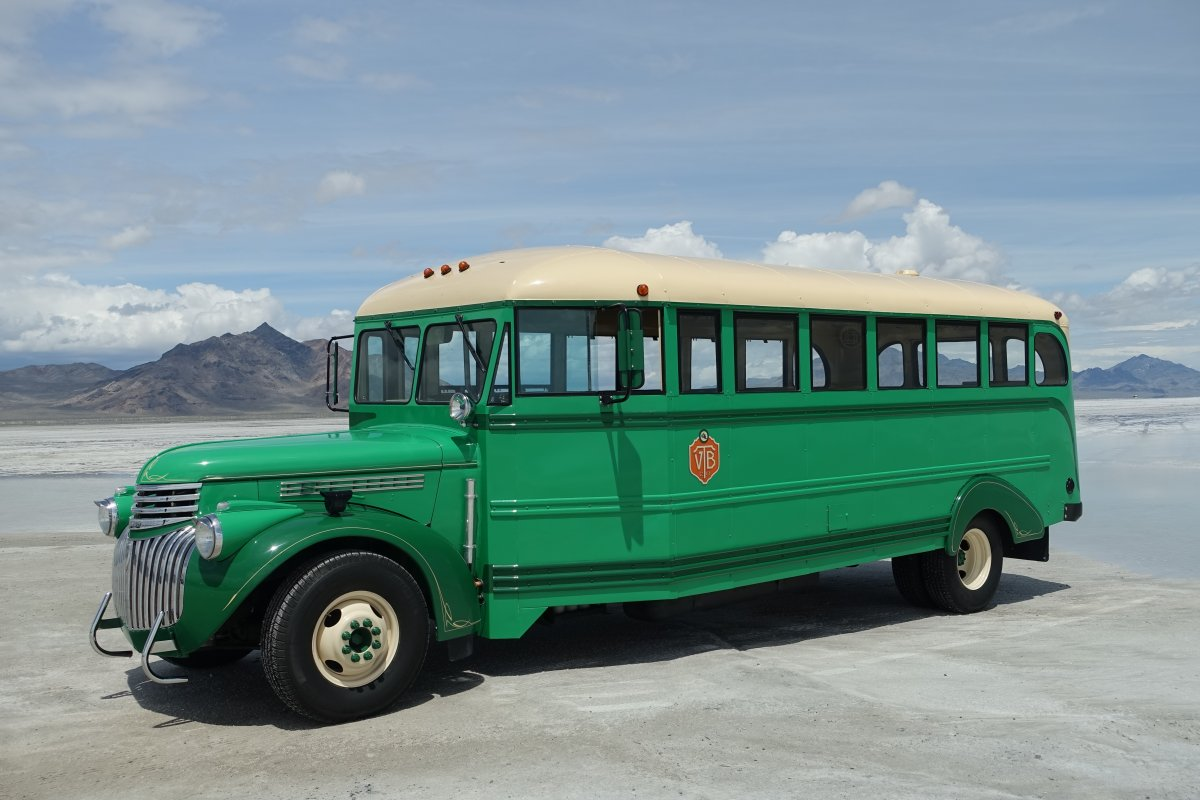 1940 S School Bus The H A M B
