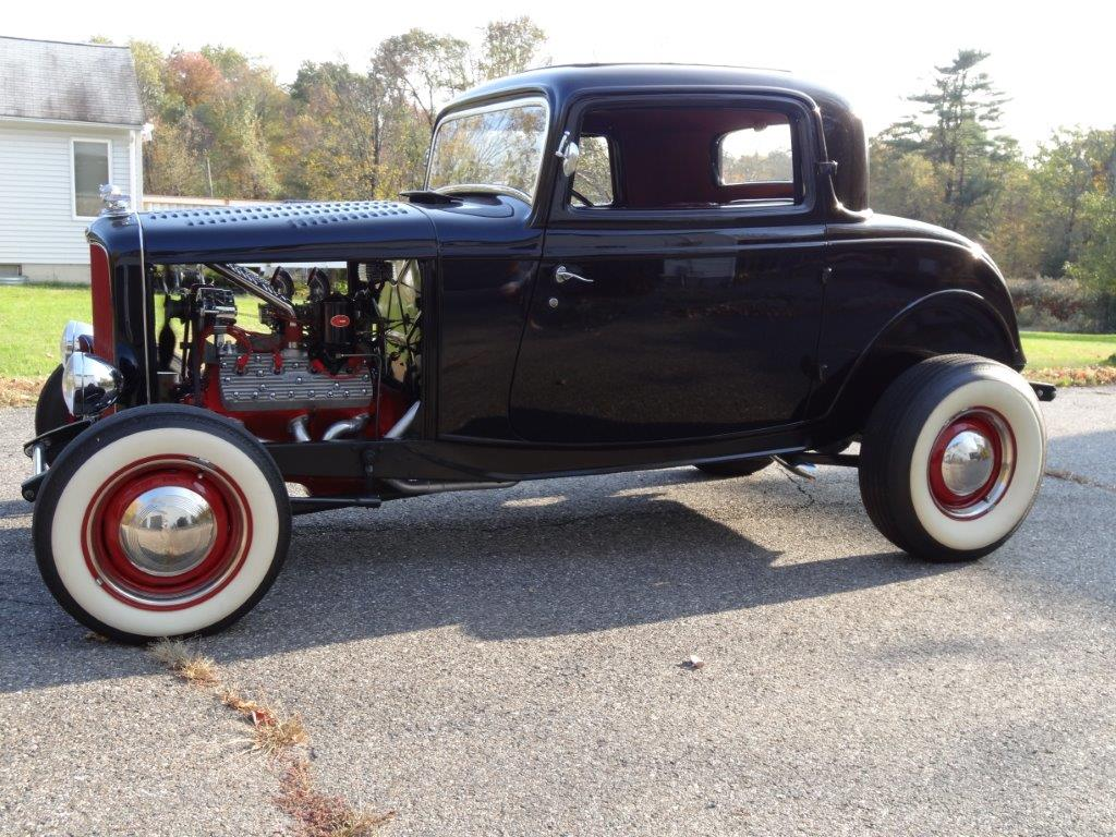 1932 Ford 3 window old school hot rod | The H.A.M.B.