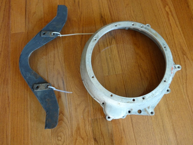 Hurst Sbc Motor Mount And Sbc To Early Ford Trans Adapter
