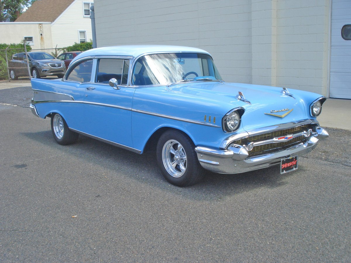 57 Chevy Bel Air - OUTSTANDING CAR !! ** sold sold ** | The H.A.M.B.