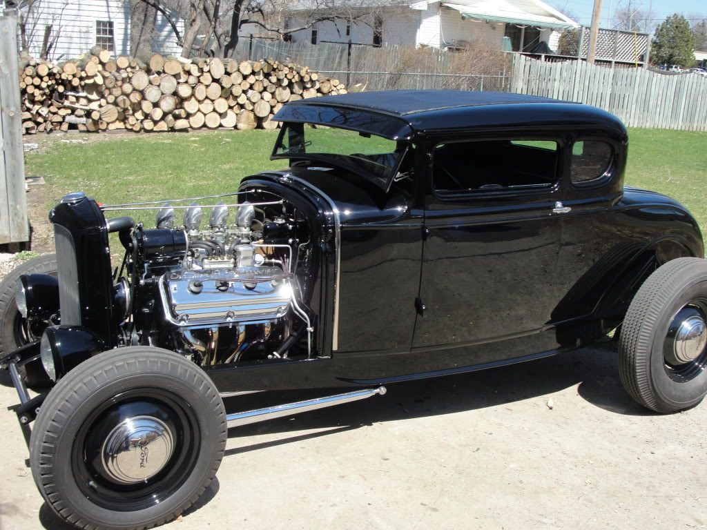 Show me your Model A\'s.....with info | The H.A.M.B.