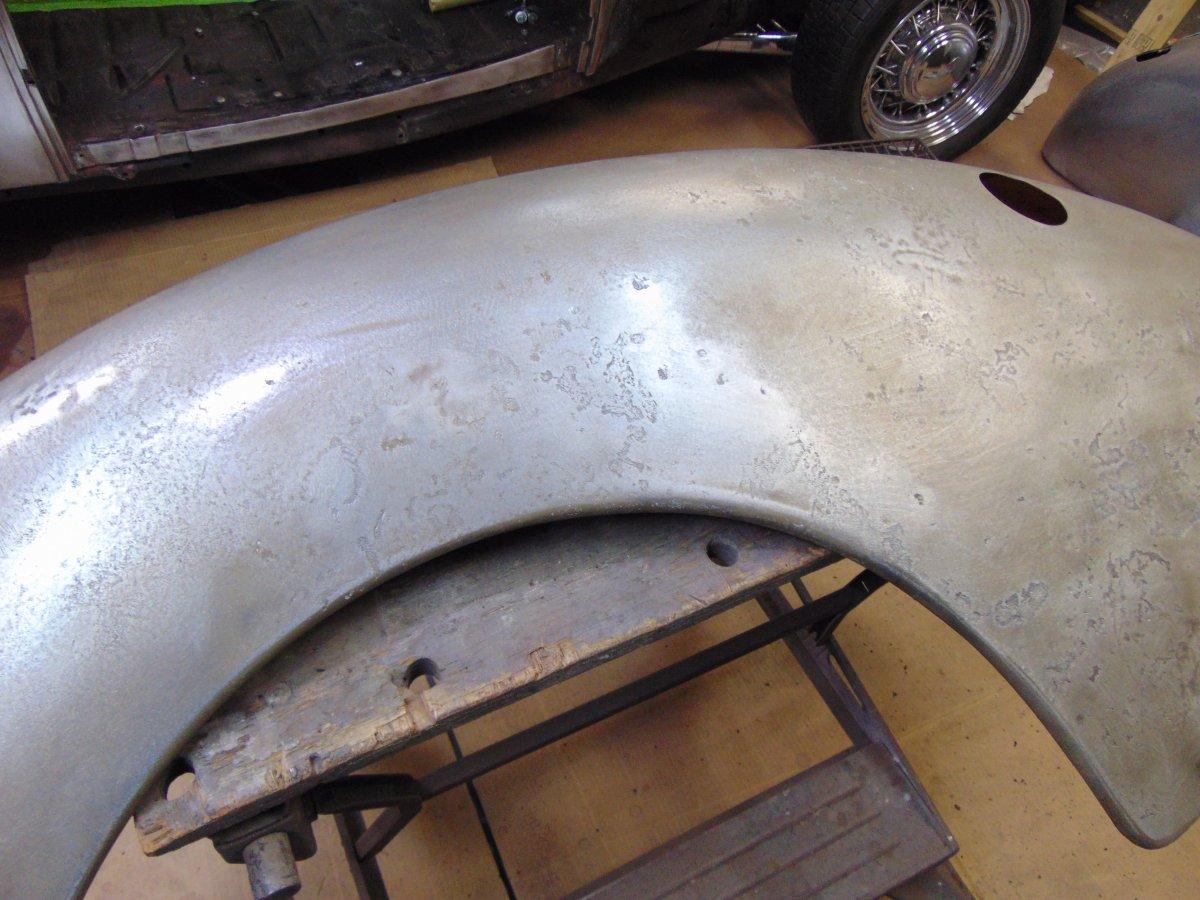 Michigan City Chrysler >> 1940 Ford- pr. steel rear fenders | The H.A.M.B.