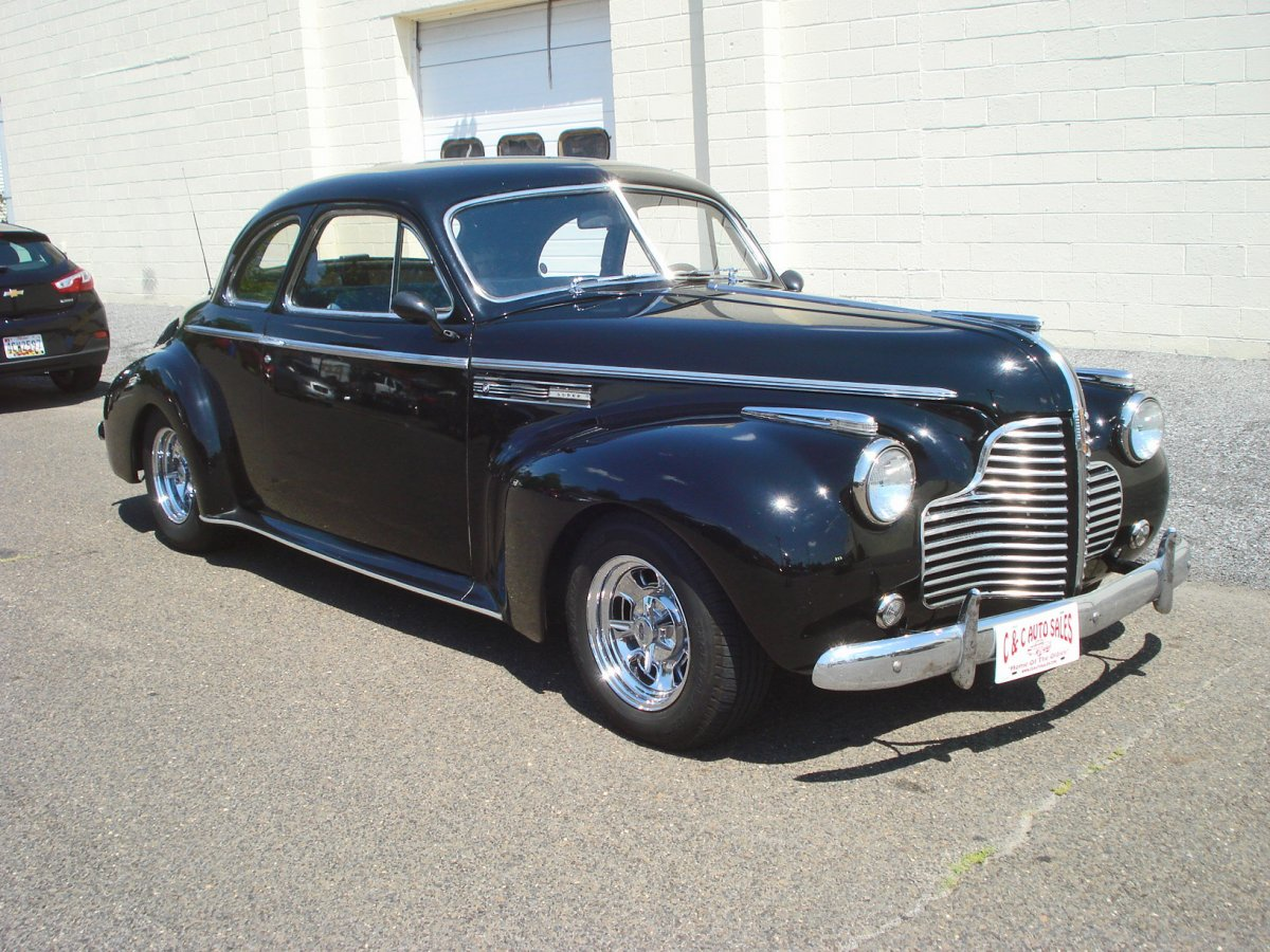 1940 Buick model 50 Hot Rod *SOLD SOLD SOLD * | The H.A.M.B.