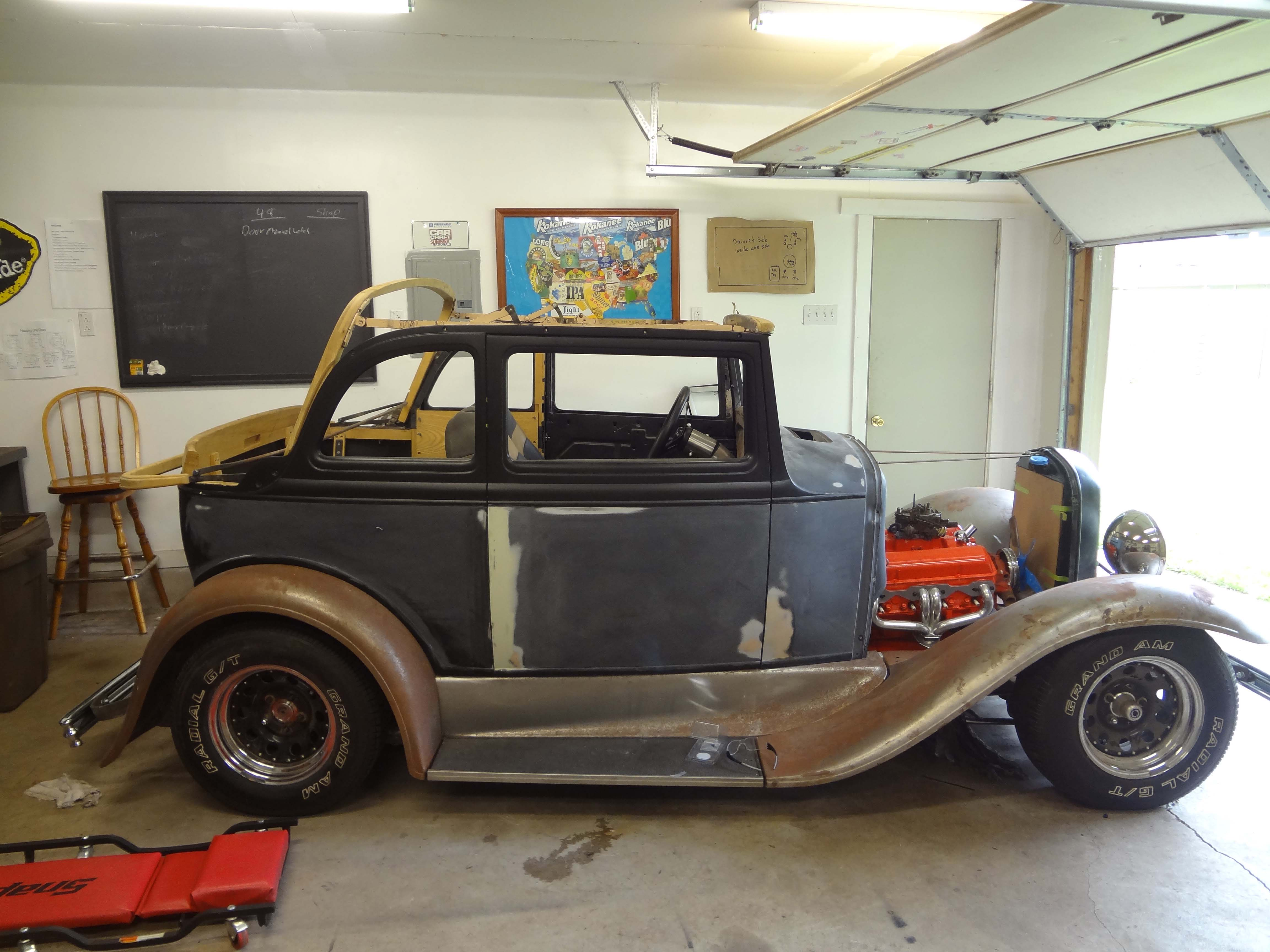 1931 Model A A400 Project Sell or Trade   The H.A.M.B.