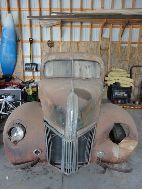 History - 1940 Ford Truck VIN | The H A M B