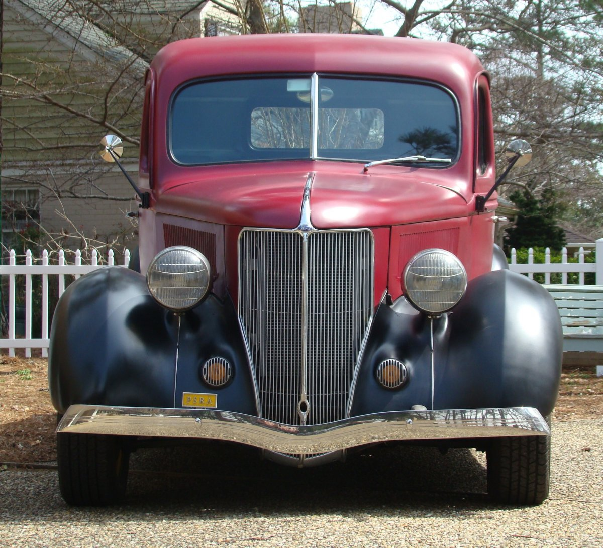 Car Wont Start When It Gets Hot Page1: Hot Rods - '40 Ford Car Sheet Metal On '40 Truck ?