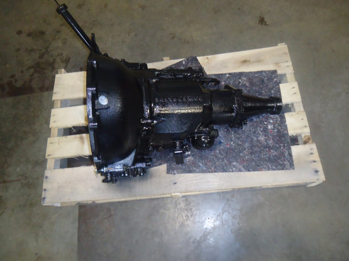 how to rebuild a cast iron powerglide