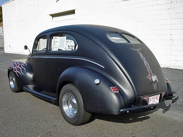 1940 Ford 2 Door Sedan Hot Rod Sold Sold Sold