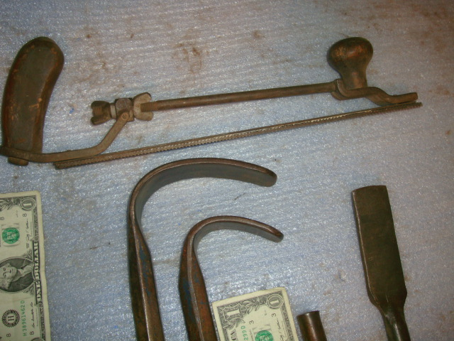 Vintage Auto Body Tools Sold The H A M B