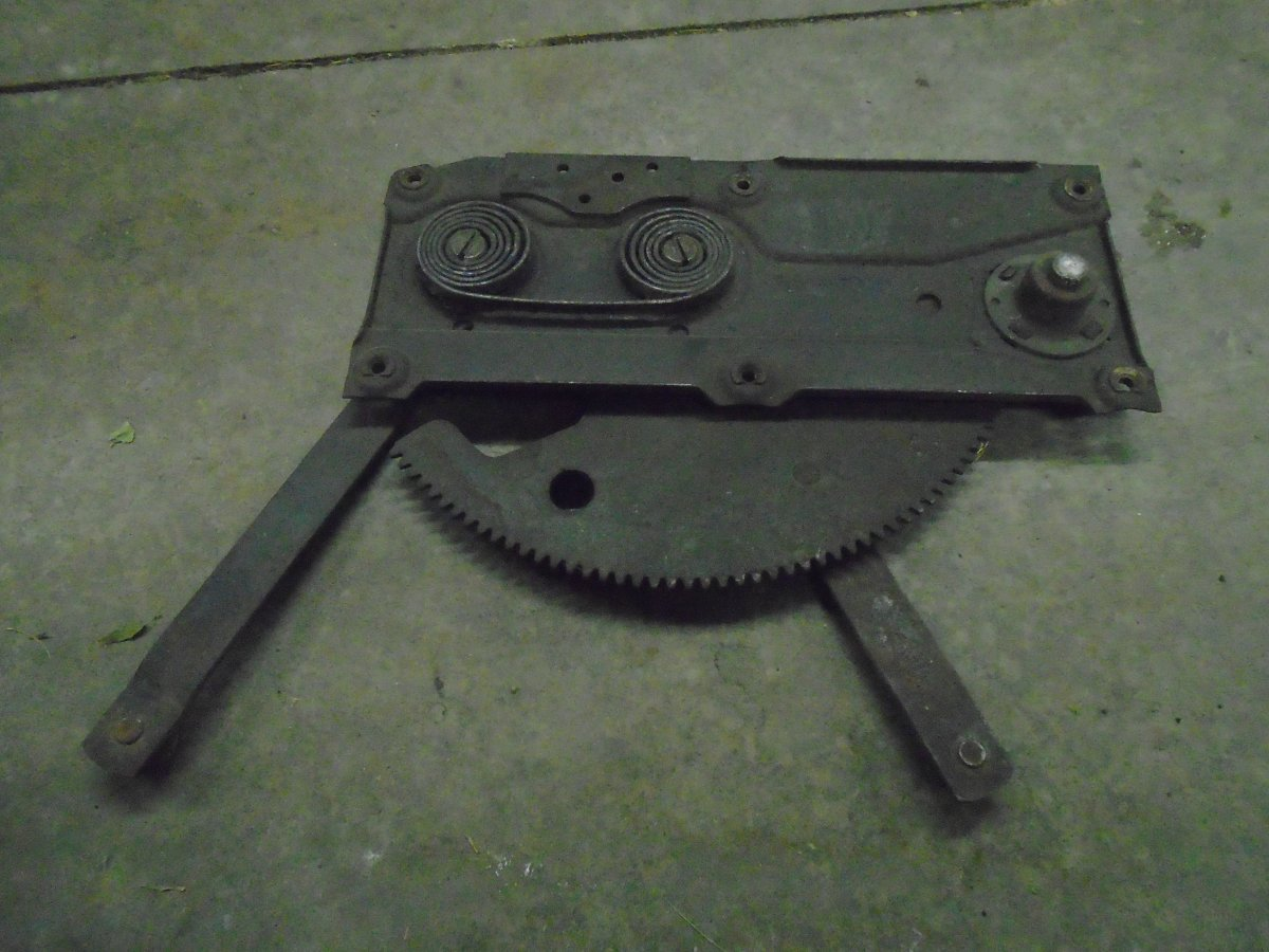 33 34 1933 1934 Ford 5 Window Coupe Regulator The H A M B