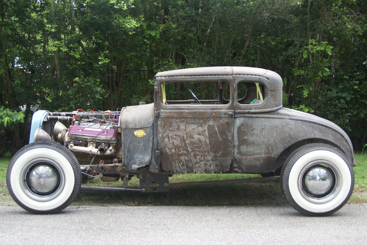 Hot Rods - LOOKING FOR MY OLD 28 FORD COUPE 371 J/2 OLDS | The H.A.M.B.