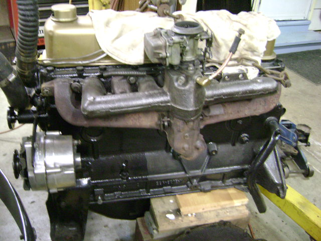 Help Id Ing 50 S Ford Engine Trans In Wrong Vehicle The