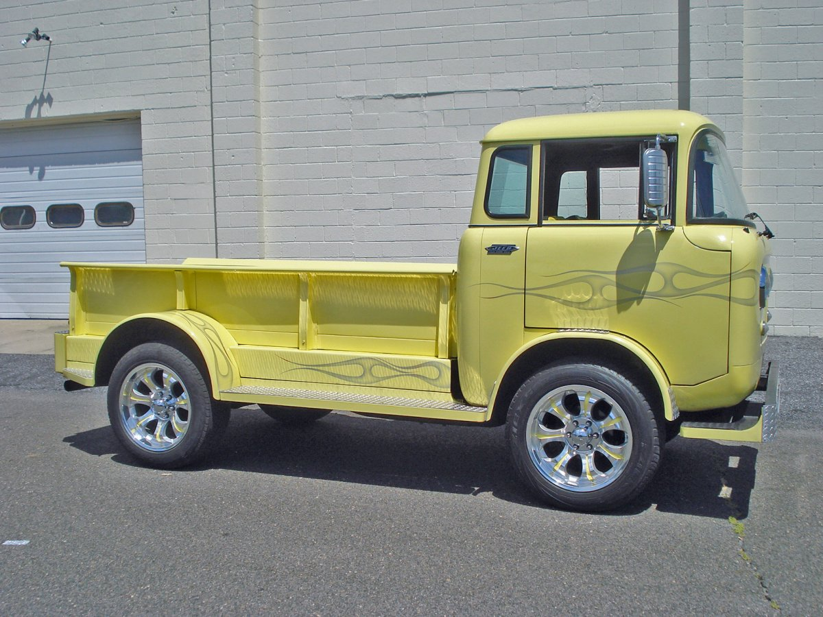 Willys Jeep Price >> 1958 Jeep FC--150 CAB OVER -- SOLD SOLD SOLD !!! | The H.A.M.B.